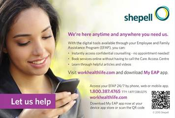 Sheppel MyEAP app - English